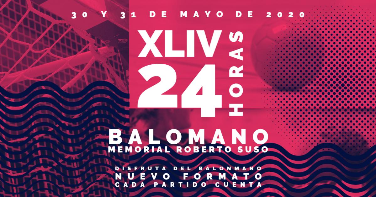 24h balonmano - Edición XLIV